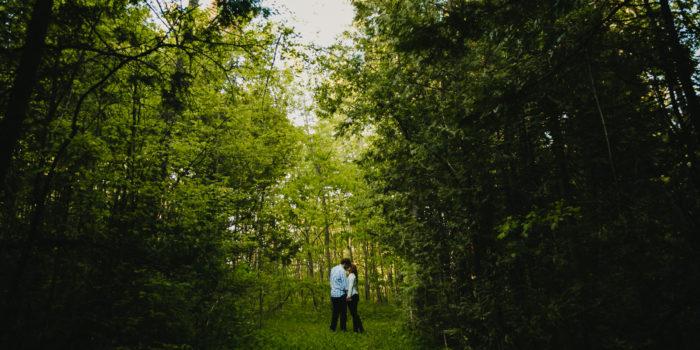 Sarah & Ben Engagement