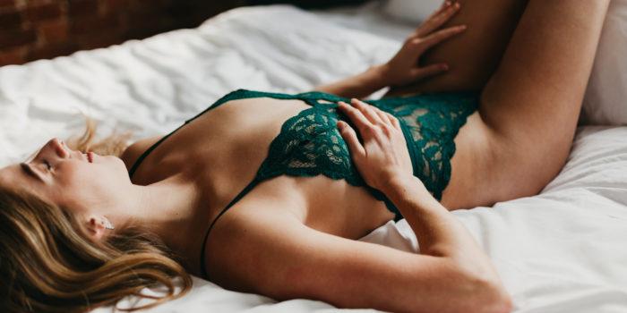 Allie Boudoir