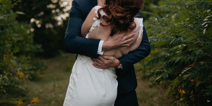 Sarah & Ben - Intimate Outdoor Wedding