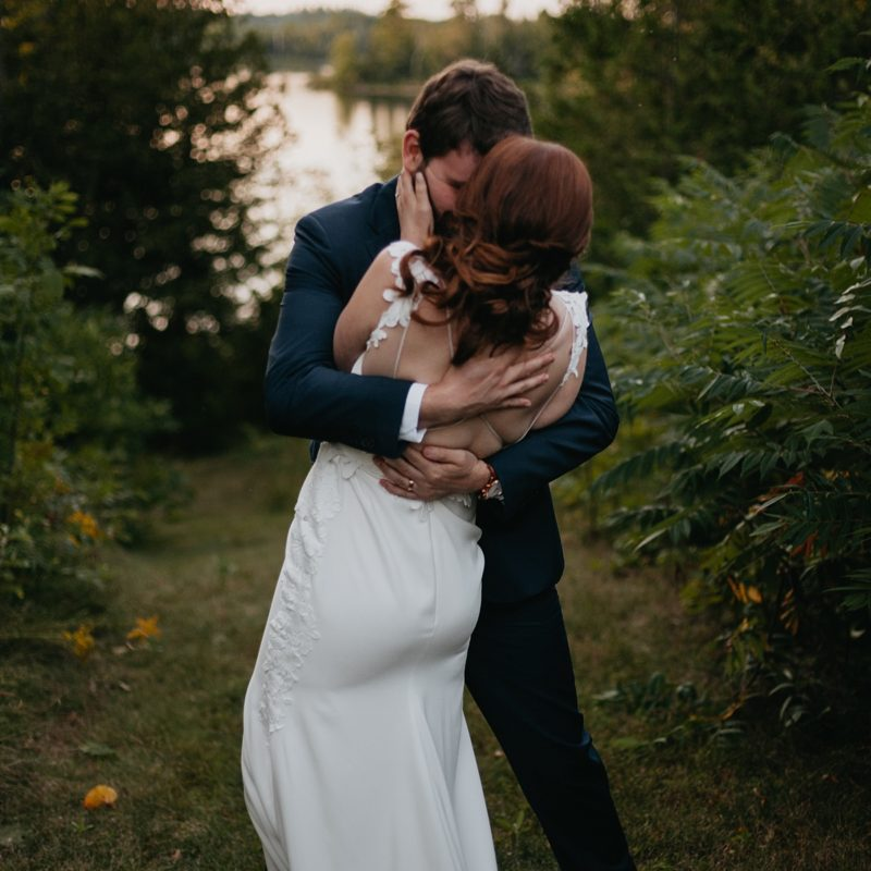 Sarah & Ben - Intimate Outdoor Wedding